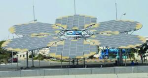 مشروع لإنتاج الكهرباء بالطاقة الشمسية بميناء صحار الصناعي
