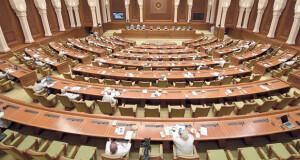 مجلس الشورى يتلقى الأوامر السامية بفض دور الانعقاد السنوي الثاني من الفترة التاسعة