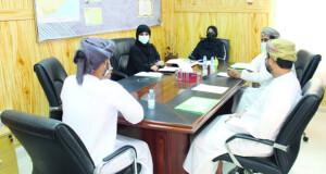 استكمال إجراءات المعينين الجدد والمقابلات الشخصية للمرشحين لوظيفة «معلم/ معلمة» بجنوب الشرقية