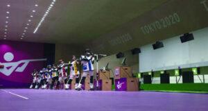اليوم .. الفريق الوطني للرماية يصل «طوكيو» فـي دورة الألعاب الأولمبية