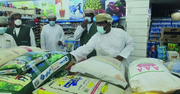 هيئة حماية المستهلك تتابع حالة الأسواق بمحافظة جنوب الشرقية
