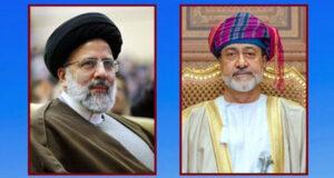 جلالة السلطان يتلقى اتصالا هاتفيا من الرئيس الإيراني المنتخب