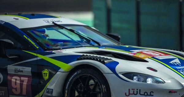 عمانتل ترعى أحمد الحارثي فـي سباقات بطولة جي تي البريطانية