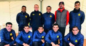 ثلاثة فرسان من الخيالة السلطانية يتأهلون الى بطولة كأس العالم للقدرة 2022