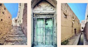 حارة السيباني .. إحدى أهم الحارات العمانية القديمة فـي عمان