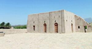 الحوراء تحتضن أربعة مساجد أثرية بنزوى