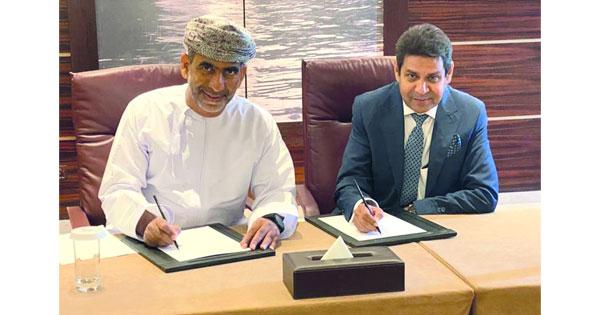 «معادن عمان» توقّع اتفاقية شراكة لإنشاء مصنع لإنتاج ثاني أكسيد «التيتانيوم» فـي المنطقة الحرة بصحار