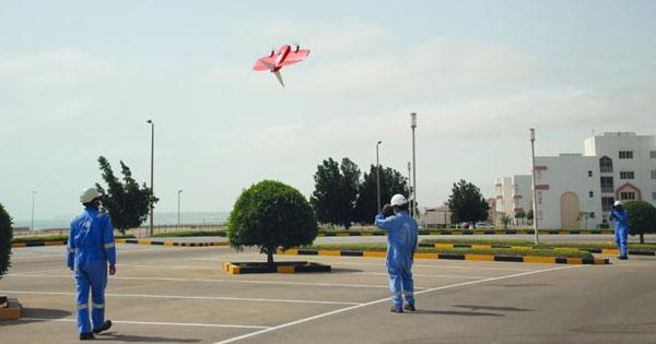 «اقتصادية الدقم» تبدأ رسم الخرائط والمسح الطوبوغرافـي بالطائرات المسيّرة «الدرون» تجريبيا