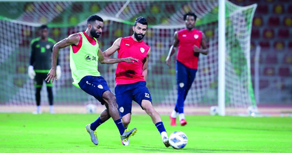 منتخبنا يعود للتدريبات الصباحية و(برانكو) يركز على كيفية استغلال الفرص أمام المرمى استعدادا لمواجهتي استراليا وفيتنام بتصفيات مونديال قطر 2022