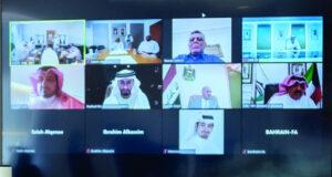 تزكية سالم الوهيبي نائبا لرئيس الاتحاد الخليجي وتأجيل خليجي 25 إلى يناير 2023 فـي اجتماع المكتب التنفيذي