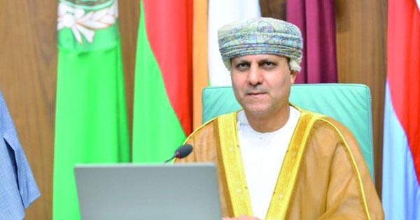 البرلمان العربي يتحول إلى إلكتروني بالكامل