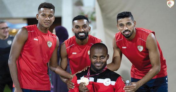 اتحاد القدم يحتفي بالمشايخي