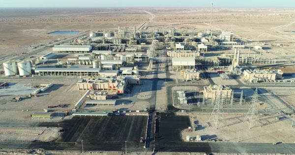بدء عمليات إنتاج الغاز فـي مشروع «جبال ـ خُف» بشركة تنمية نفط عُمان