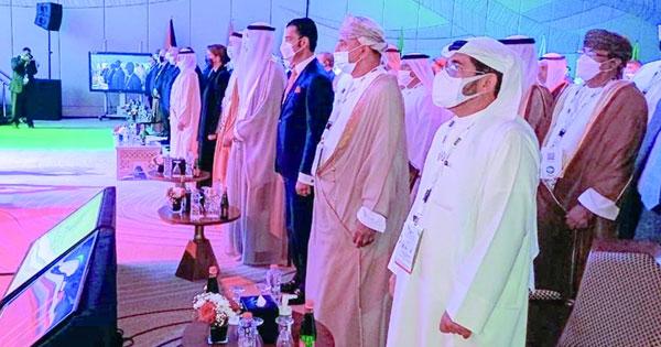 السلطنة تشارك فـي المنتدى العربي الخامس للمياه