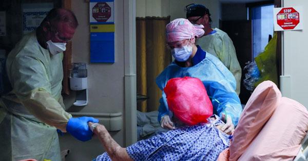 الجرعة المعززة من جونسون آند جونسون فعالة بنسبة 94%