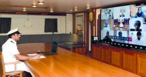 استعراض الأدوار الثقافية لسفن البحرية السلطانية العمانية