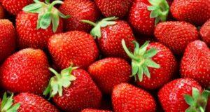 تناول الفراولة مفيد لمريض السكري