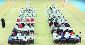 السلطنة تستضيف بطولة آسيا للهواة للشطرنح لعامين متتاليين افتراضيا وحضوريا
