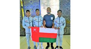 بعثة منتخبنا الوطني للتنس تطير إلى المنامة للمشاركة فـي كأس ديفيز