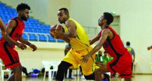 اليوم البشائر ونزوى في مواجهة حاسمة لخطف لقب دوري كرة السلة