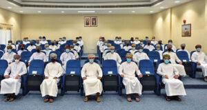 أكاديمية السلطان قابوس لعلوم الشرطة تستقبل دفعة جديدة من الضباط المرشحين