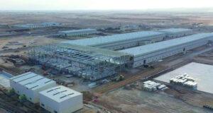 غدا ..افتتاح مصنع هونجتونج الدقم للأنابيب