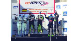الفيصل الزبير يتوج ثالث البطولة الدولية المفتوحة وثانيا في السباق الختامي ببرشلونة في إنجاز جديد للسلطنة في عالم المحركات