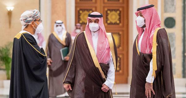 السلطنة تشارك فـي إطلاق مبادرة الشرق الأوسط الأخضر بالرياض
