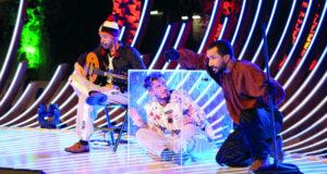 «صندوق الفن» .. عرض لفرقة مسرح الدن للثقافة والفن بـ«إكسبو دبي 2020م