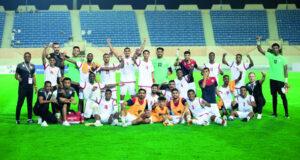 اليوم ..الأحمر الأولمبي يواجه اليمن فـي الجولة الثانية من بطولة غرب آسيا الثانية