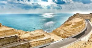 """""""النقل والاتصالات"""" تفتتح طريق """"حاسك ـ الشويمية"""" بطول """"87″ كيلومترا أمام الحركة المرورية بتكلفة إجمالية بلغت 111 مليون ريال"""