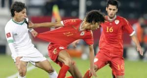 قطر تواجه الكويت والبحرين تلاقي الأردن في نصف النهائي