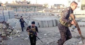 العراق: مسلحون يقتلون 15 جنديا بالموصل والجيش يرد بالقضاء على 17 من (داعش)