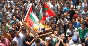 شهيدان و10 جرحى باستمرار عداون الاحتلال بالضفة وغزة