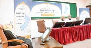 (112) من مركز الخوير في التصفيات الأولية لمسابقة السلطان قابوس للقرآن الكريم الـ (24) بمعهد العلوم الإسلامية بمسقط