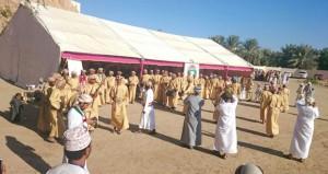 وزارة السياحة تنظم مهرجان طيوي السياحي الثاني بولاية صور