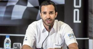 السائق المتألق أحمد الحارثي يحمل طموحات وآمال عمان في سباقات السيارات