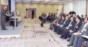 أمين عام وزارة الخارجية يترأس وفد السلطنة في اجتماع اللجنة العمانية ـ الألمانية ببرلين