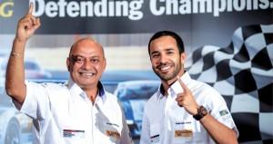 في سباق البحرين الحارثي يتطلع لتحقيق الفوز في أول ظهور له مع فريق النابودة