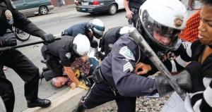 أميركا: آلاف المحتجين للمطالبة بـ«العدالة» والجامعات تنتفض