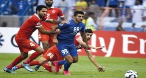 في دوري أبطال آسيا: الأهلي الإماراتي ينتزع تعادلا ثمينا من الهلال السعودي