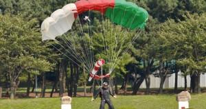 في دورة الألعاب العسكرية بكوريا الجنوبية.. منتخبنا للقفز الحر يحقق المركز الخامس في مسابقة الهدف