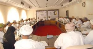 «الغرفة» تبحث مع رجال الأعمال قانون ضريبة الدخل والتعديلات المقترحة