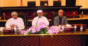 حلقة عمل حول الإعلان القضائي وتنفيذ الأحكام بمجمع المحاكم بإبراء