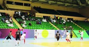انطلاق منافسات النسخة الخامسة عشر لخماسيات كرة القدم داخل الصالات