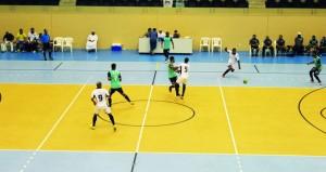 المسابقة الخامسة عشـرة لخماسيات كرة القدم داخل الصالات