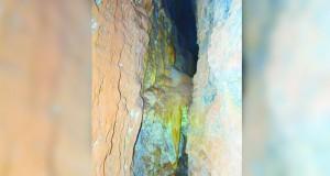 فريق استكشافي عماني يعثر على كهف جديد في منطقة الجبول بالجبل الأخضر