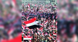 العراق : مظاهرات صدرية حاشدة في بغداد