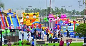 مهرجان صلالة ينطلق في دورته العشرين لينشر(المحبة والوئام) بين زواره