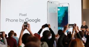 """جوجل تكشف عن هاتفها الذكي"""" بيكسل"""""""